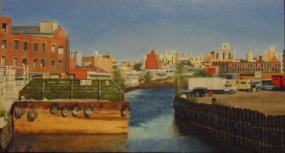 "Laura Shechter, ""Barge B221"" (2012)"