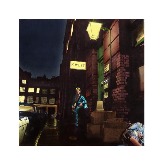 """Terry Pastor, """"Ziggy Stardust"""" (Front)"""