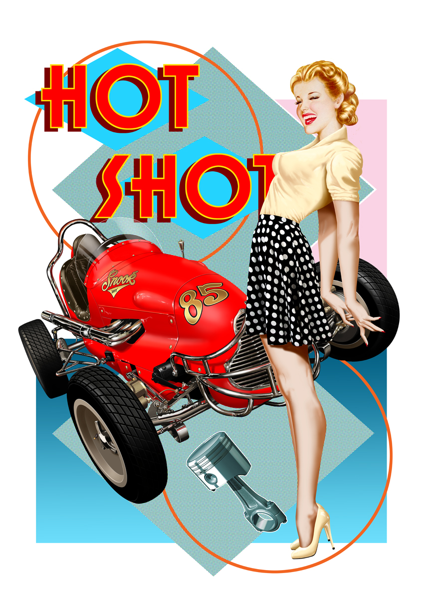 "Terry Pastor, ""Hot Shot"""