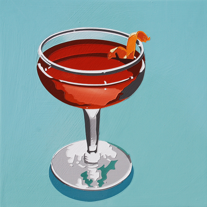 Larusso_Boulevardier_2015_acrylic and enamel on panel_10x10.jpg