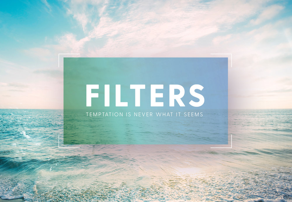 Filters - week 1    Filters - Week 2    Filters - Week 3