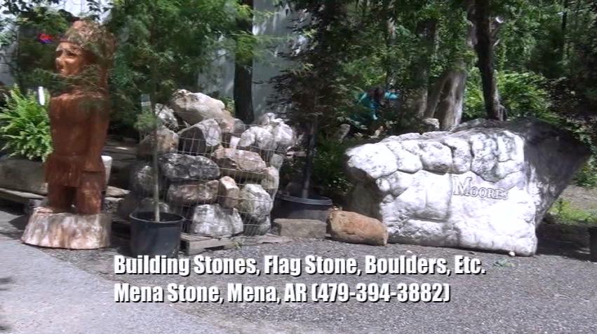Building Stones, Flag Stones, Boulders, etc.