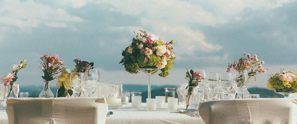 the tuscany wedding florists