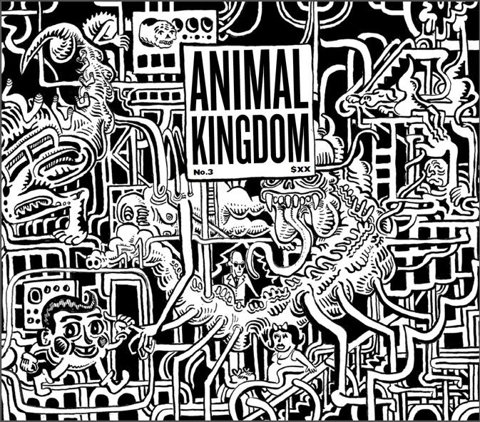 ANIMAL KINGDOM #3