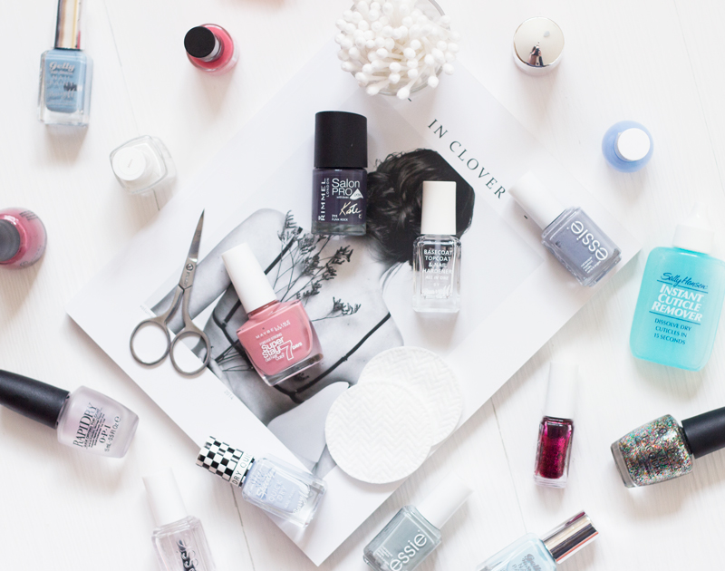 Nail Polishes That Actually Last — From Roses