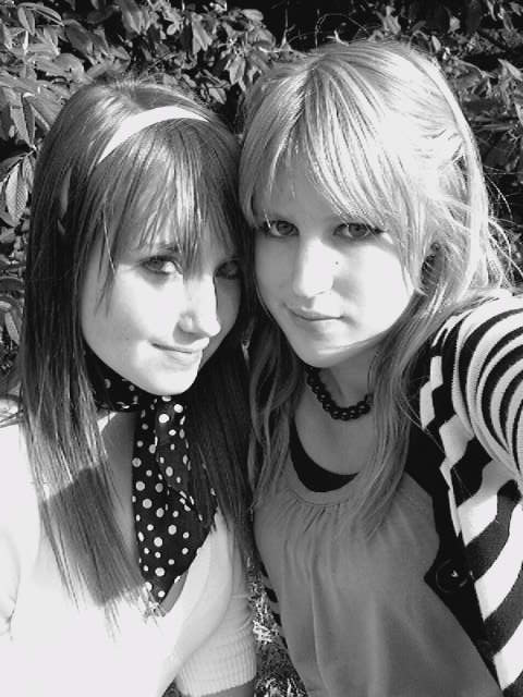 My best friend & I - Summer 2006