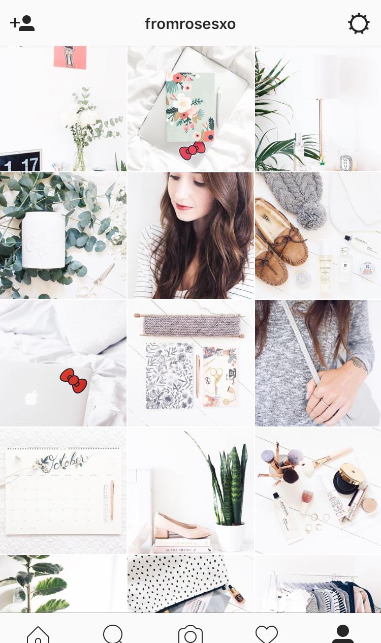 Instagram: fromroses