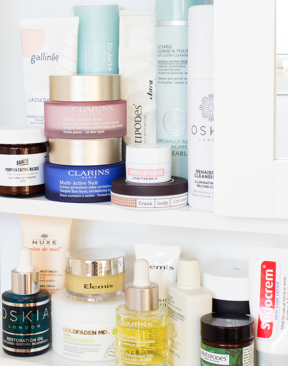 How to Properly Store Your Skin Care Products