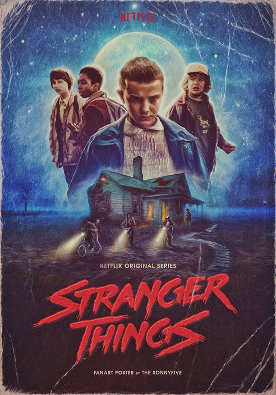 Stranger Things [Netflix] - There may only be two seasons of this show so far but it's something that you must binge watch because it's just so addictive. I didn't jump on the bandwagon at first, I thought it was just all hype and a show could never be that good. But it is, you get sucked in immediately to the story and then the characters are why you keep on watching. Its sci-fi meets 80's and it's a show that isn't missing anything, there is romance, suspense, and thrill. If you're one of the rare people that haven't ever watched it then here is a little run on down of the plot. It's set in the small fictional town Hawkins, Indiana and follows the disappearance of Will Bryers and all the supernatural things that happen following his mysterious disappearance.