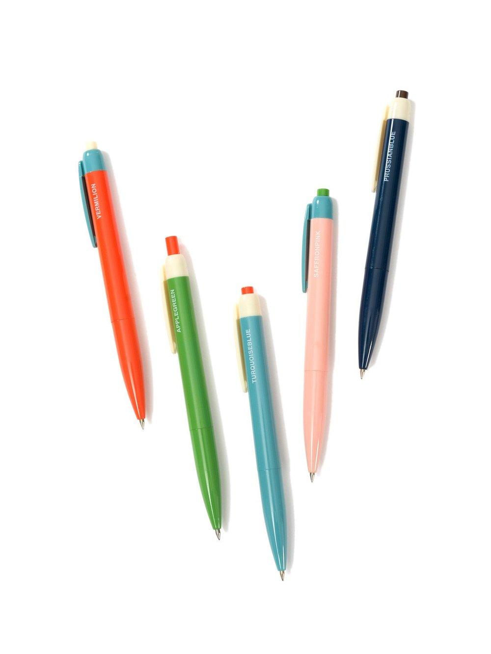 pens -