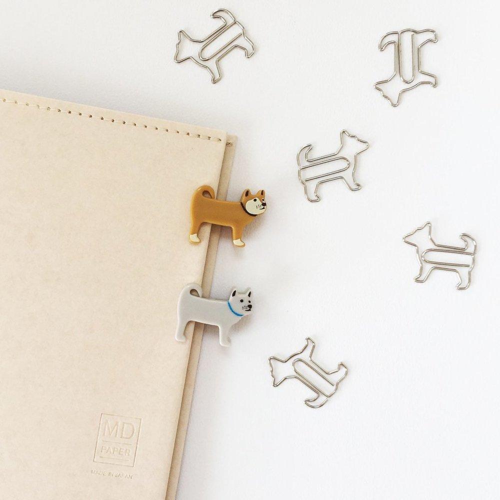 dog clips -