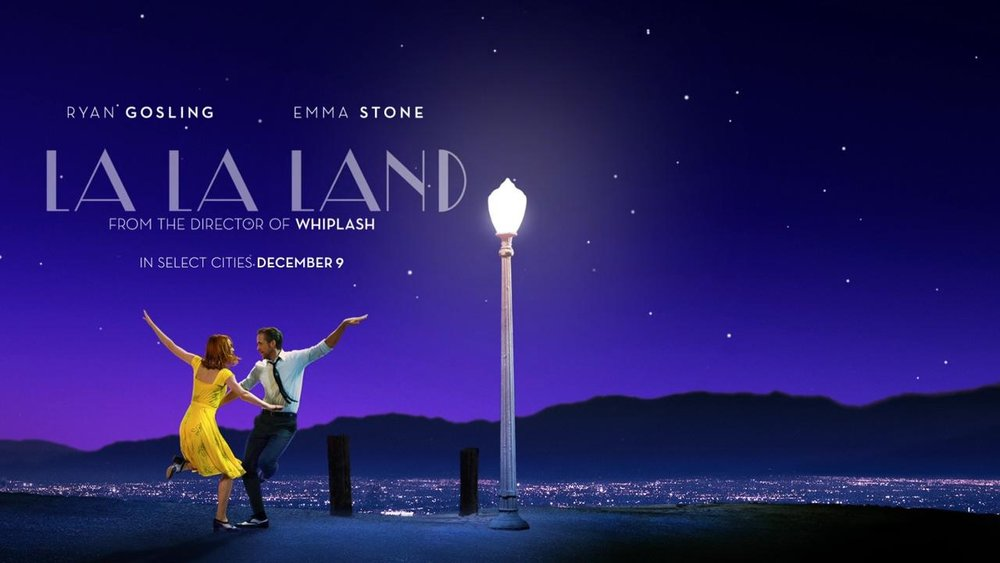 la la land  - I was really late to the La La Land bandwagon but it was released onto Netflix a couple of months ago and I instantly gave it a watch. I'm not really into films as my attention span isn't the best but I absolutely loved La La Land and instantly understood why it was so hyped up. Following Mia, an aspiring actress and Sebastian a jazz pianist and their strange romance which blossoms throughout the film but it's got a great twist. If you don't like musicals then this won't be for you but if you love a catchy song as well as Ryan Gosling dancing then I highly recommend giving this a watch.