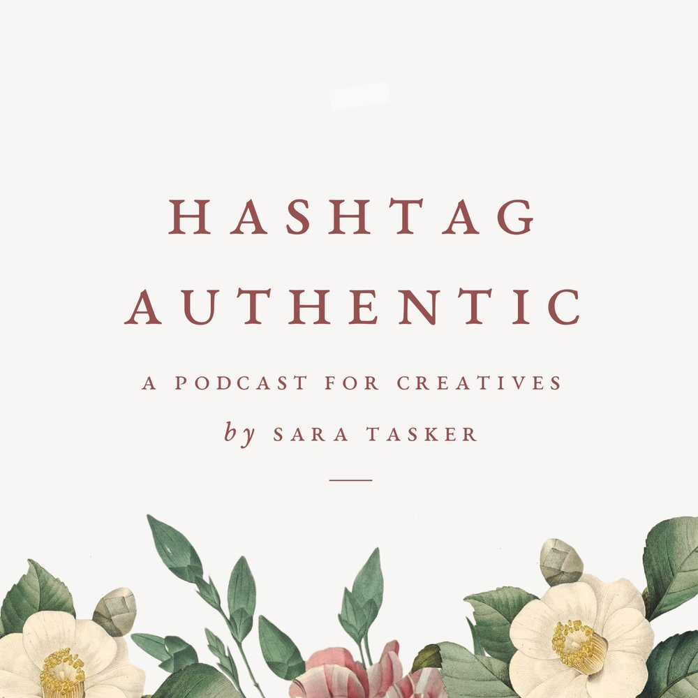 hashtag authentic - I know I've mentioned Sara's wonderful podcast before but there have been a few episodes lately that I've really loved. I've not been shy to admit that I've struggled with Instagram lately but Sara's podcast always makes me feel better about the platform. There are a couple of episodes I really rate for inspiring you once again to start posting snapshots of your day. And they are the ones with Bookish Bronte and The Slow Traveler. Both are incredible episodes and are so insightful.