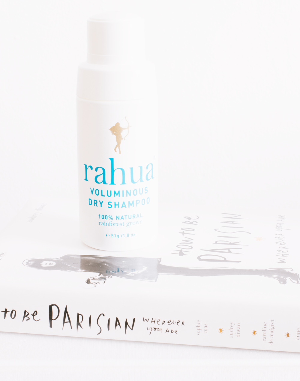 rahua voluminous dry shampoo*  - The product inside the oddly packaged dry shampoo is really lovely, however, I cannot stand the packaging and it rarely works. It's a pump that you kind of have to squeeze whilst holding upside down and shake at the same time. The fact that I can't even explain properly what you have to do to dispense this product says a lot. Once you do get this out then it works, there is no white residue and it absorbs the oil making the hair feel fresh without making it feel weighed down or heavy which is great. If the brand repackaged the product then it would be incredible but the way it's housed now simply doesn't allow you to distribute what's inside. Considering the price of this item you do expect more and if I had bought this then I would be incredibly disappointed.