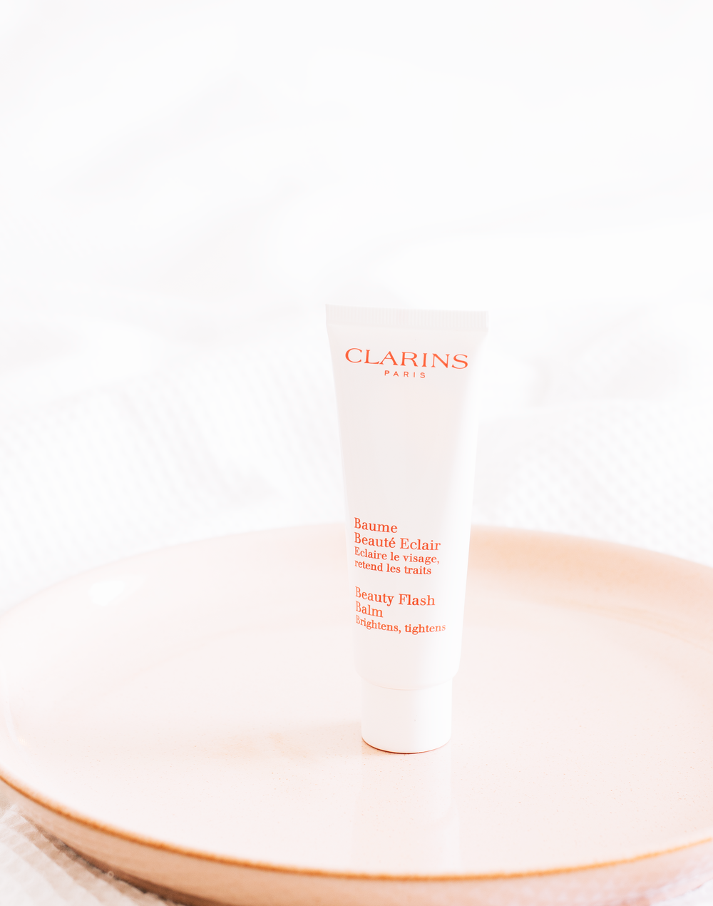 clarins beauty flash balm* - I'm currently using up this primer before it goes off and it's been the perfect climate for it. The weather is changing all the time at the moment, one day it's absolutely disgustingly hot and then it's a chilly eleven degrees. The beauty flash balm is a very, very well loved product amongst beauty fanatics and if it works for you then it is great but I can easily see why it wouldn't work on many skin tones. It's almost like a moisturiser but not quite and you simply smooth [do not rub] onto your skin and it instantly brightens it up and tightens it too. It feels comforting and moisturising but it's not something I find gives a crazy dewy finish either. It's not something I think I'll ever purchase again as there are better primers out there for me but I do really like the results that it gives.