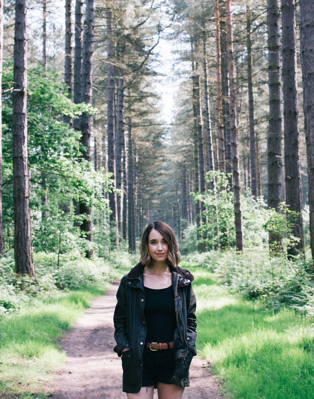 How i style the barbour - I wear my Barbour all year round, apart from when it's really cold or when it snows as then I opt for my faux fur parka to keep me snug. But in general, you can wear a Barbour through pretty much any type of weather. It's such a great item to have in the UK as it's so versatile and here are my style essentials to pair with my jacket that capture the quintessential traditional Barbour style perfectly;- A cream cable-knit jumper.- A striped Breton.- A chunky dark grey/black jumper.- A striped dress.- A woollen jumper dress, I'm in love with these from H&M this year.- A black pair of jeans or dark denim.- A pair of Chelsea boots.- A pair of loafers.- A tote bag or satchel.- A pair of Denim shorts.