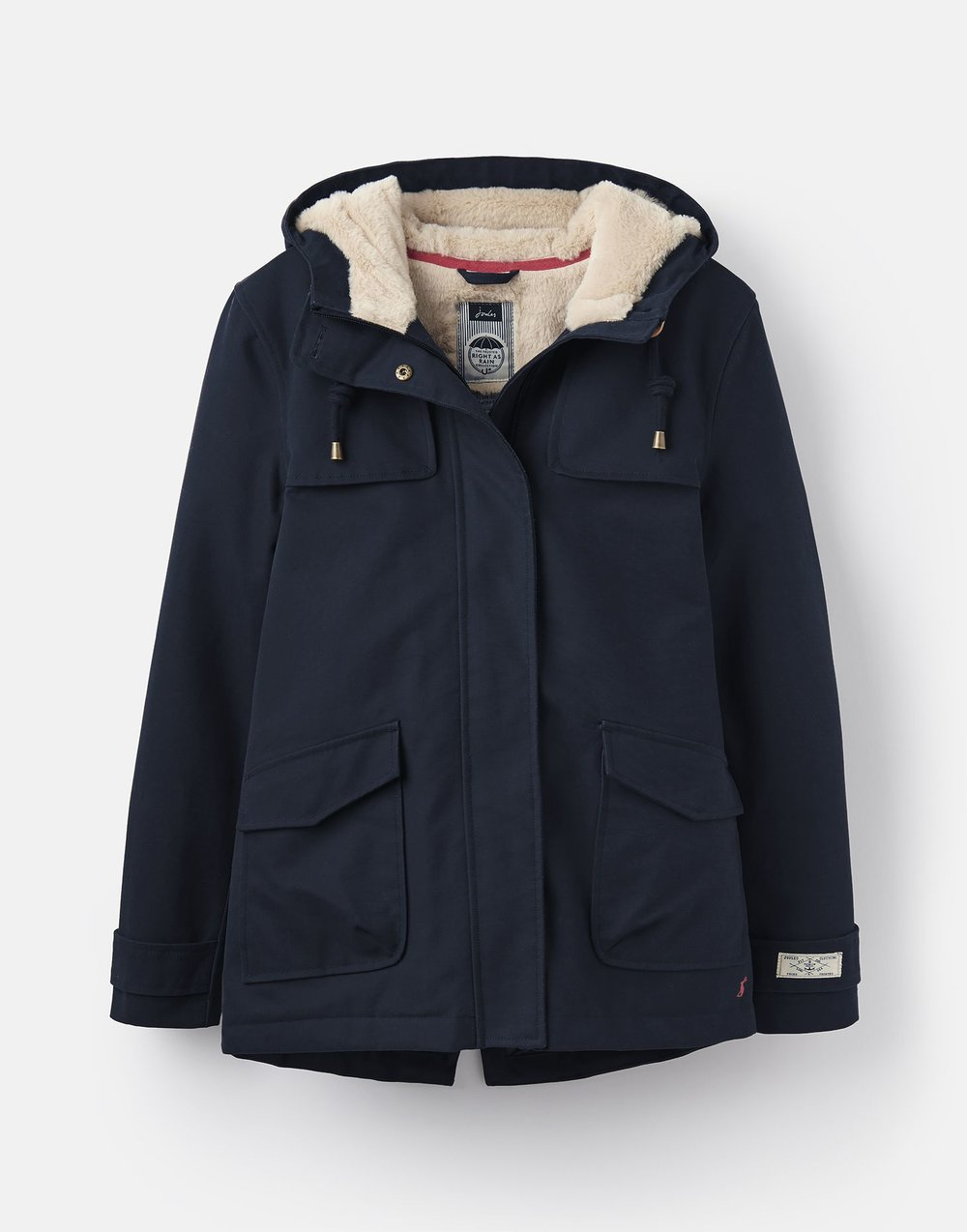 joules coast cosy jacket (gifted) - Although you can wear this coat when it's colder with the right layers underneath for me it's much more of a Spring piece. For when it's really cold I prefer to wear my big puffa coats as they're like wearing a duvet and that's exactly what I want when it's ice cold outside. Anyway, I absolutely love this jacket as it's not only incredibly practical but it looks pretty smart too which isn't something you usually get when it comes to practical outerwear. I'm hoping that a jacket isn't something that I will need that much in the warmer months but let's be real, I live in the UK and you never want to be fair away from a raincoat. I can't say I've tested out how waterproof this coat is as the dogs will not even entertain the idea of going out in the rain but I can say it's so breathable which is so much more important than I ever gave it credit for. I love to pair this jacket with items such as;-a striped breton-thin and chunky knits-jumper dresses-sweatshirts
