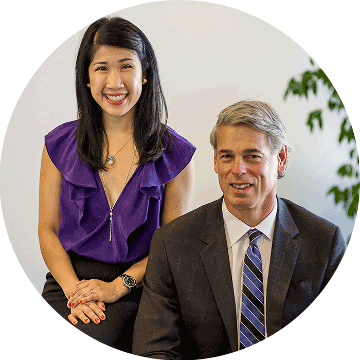Sarah Chan & Tom Redl • 2016 Campaign Co-Chairs, United Way