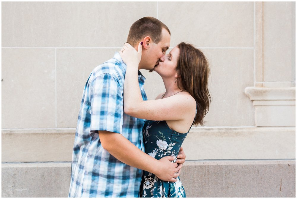 emily grace photo, lancaster, pa - central market lancaster engagement photos