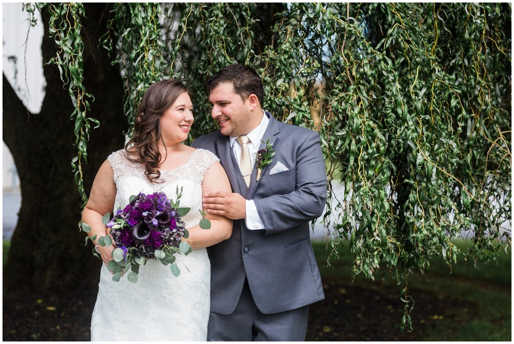 Emily Grace Photography Harvest View Barn Wedding