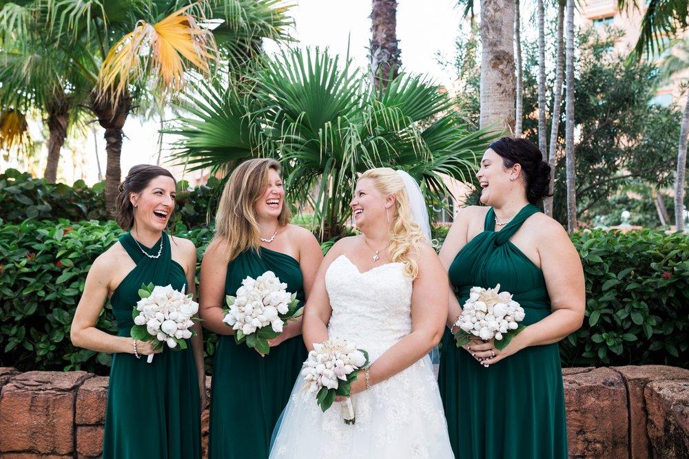 Emily Grace Photography, Bahamas Wedding Photographer, Atlantis Paradise Island Resort