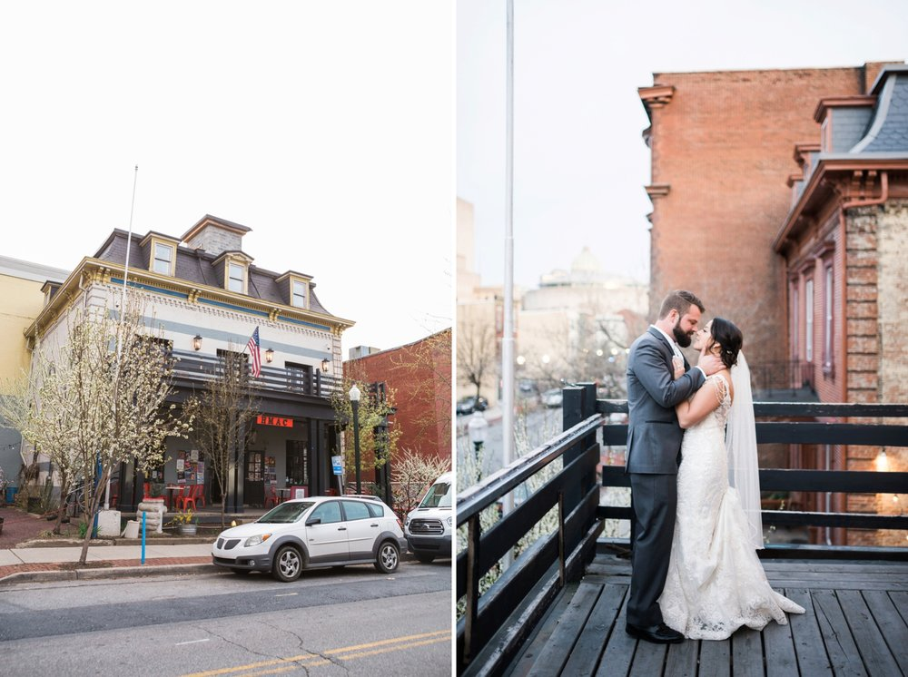 Emily Grace Photography, Harrisburg Wedding Photographer, Harrisburg Midtown Arts Center Wedding