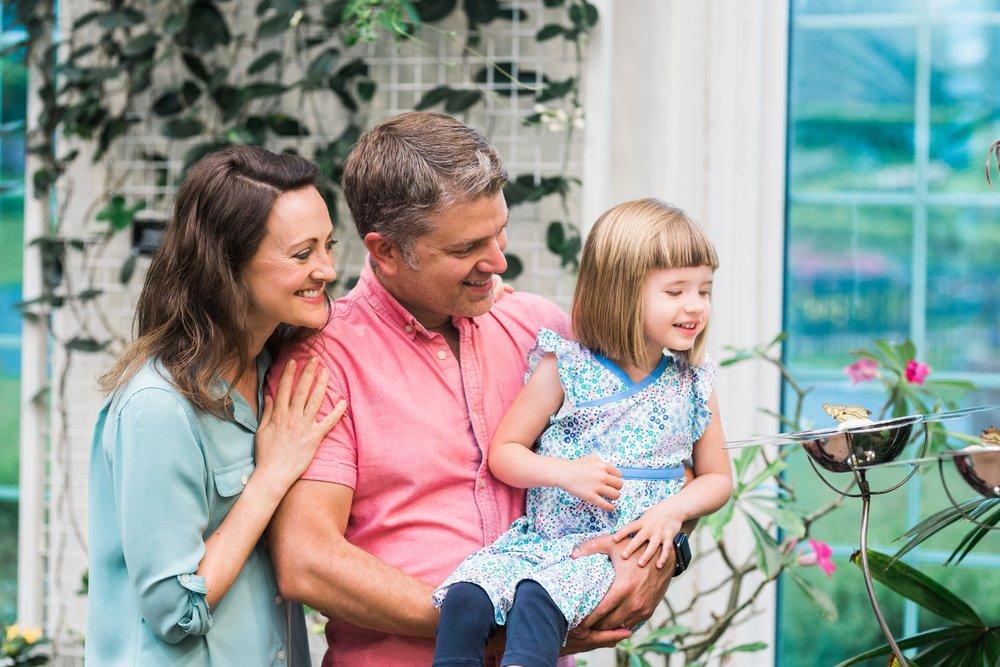 Emily Grace Photography, Lancaster PA Family Portrait Photographer, Hershey Gardens Lifestyle Session