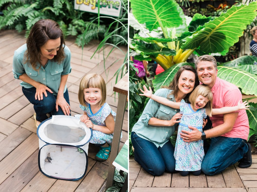 Emily Grace Photography, Lancaster PA Family Portrait Photographer, Hershey Gardens Lifestyle Session