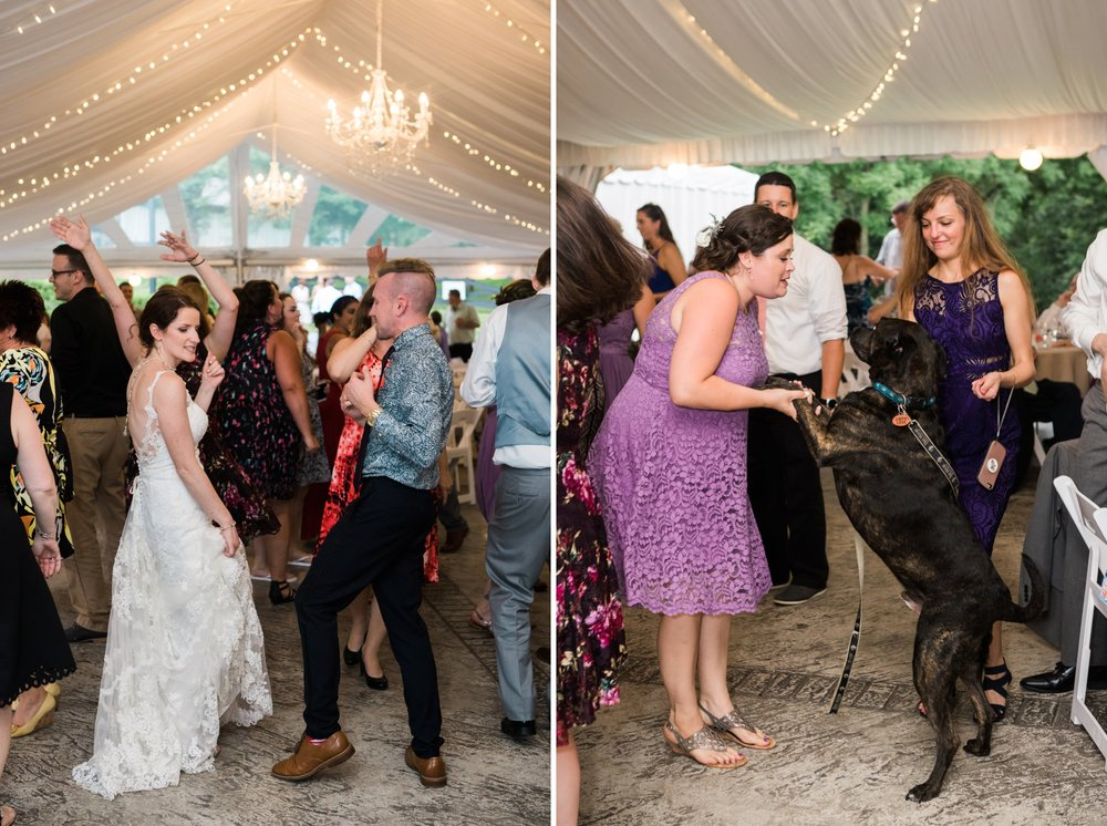 Emily Grace Photography, Lancaster PA Wedding Photographer, Moonstone Manor, Beer Garden Theme Wedding