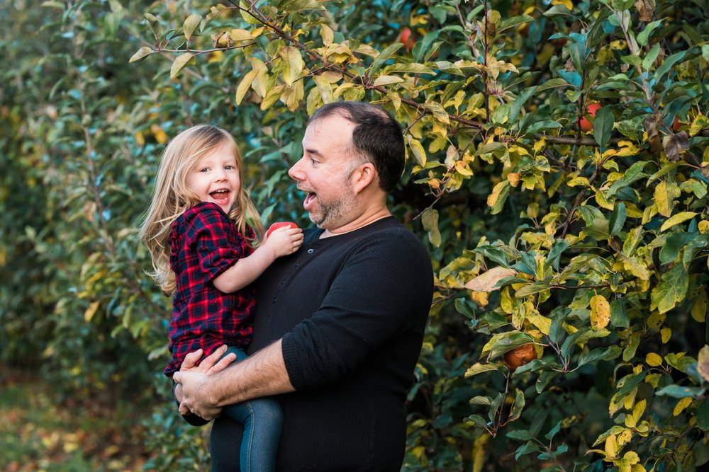 Emily Grace Photography, Elizabethtown PA Family Portrait Photographer, Apple Orchard Fall Photos, Masonic Village Farmers Market