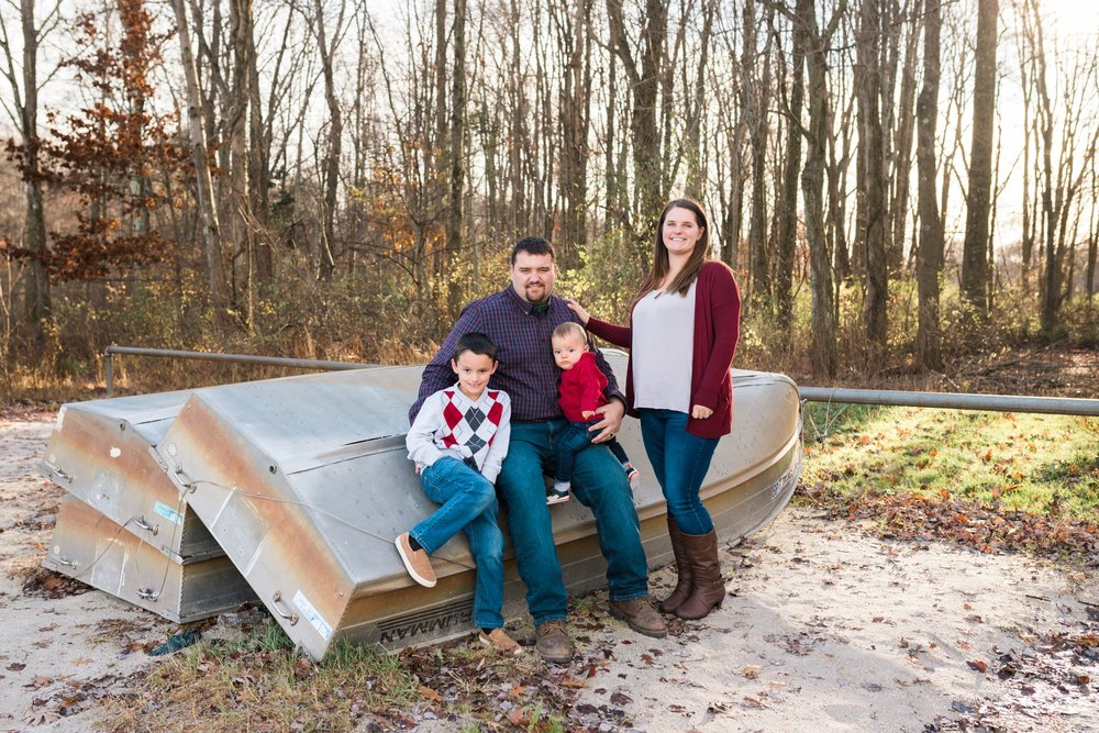 Emily Grace Photography, Elizabethtown PA Family Portrait Photographer, French Creek State Park Fall Family Photos, Elverson PA