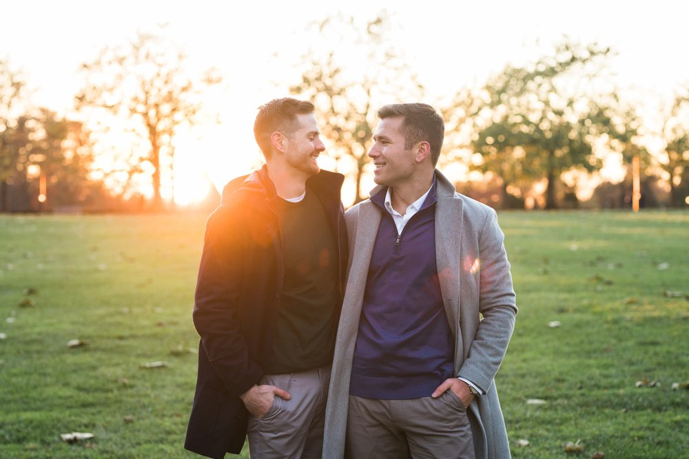 Emily Grace Photography, Lancaster PA Same Sex Wedding Photographer, Gay Engagement Session, Longwood Gardens Engagement Photos, Kennett Square PA