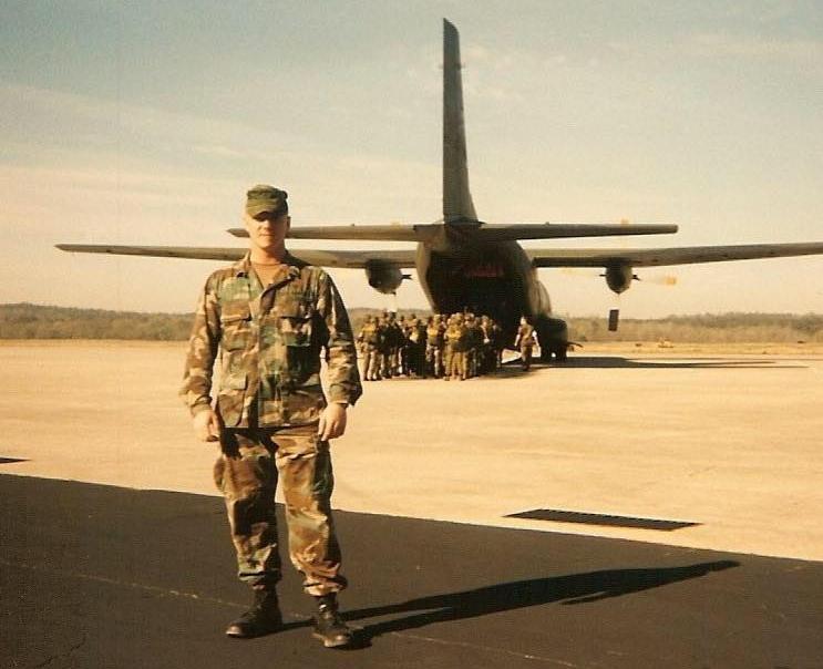 1SG US Army Ret. Bodey Turner CHIEF operations officer, Alaska veteran vice president, assistant treasurer