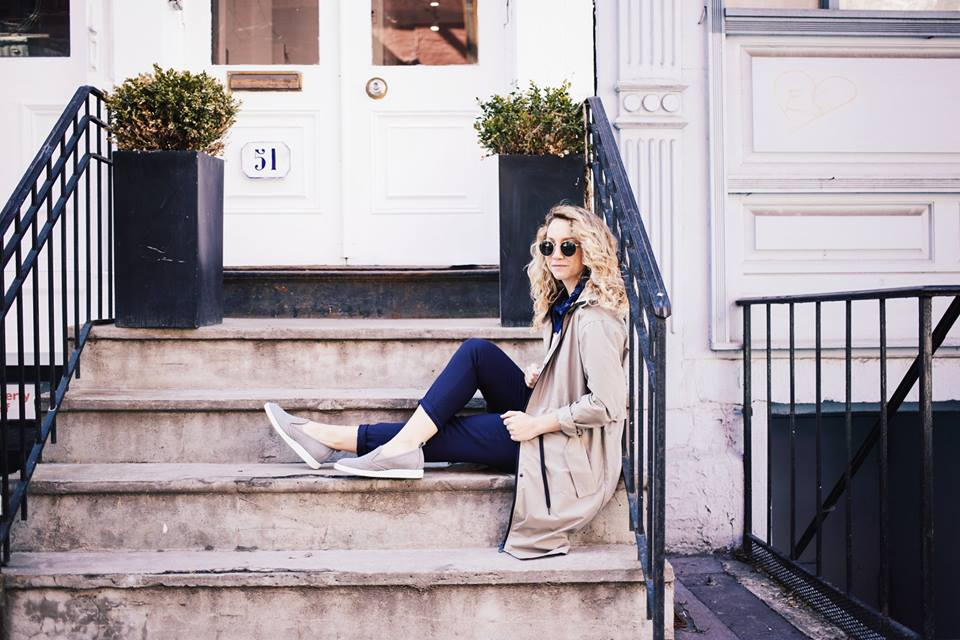 Everlane Street Shoe campaign for social. Photograph by @_janekim