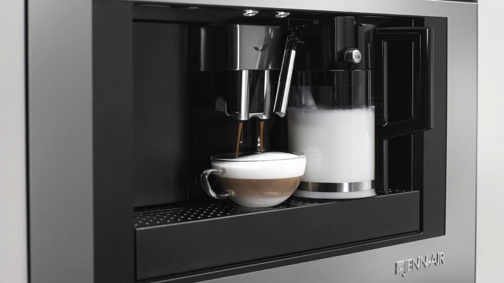 "24"" Espresso Machine | Jenn-Air"