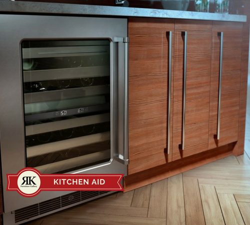 Kitchen Aid Wine Fridge