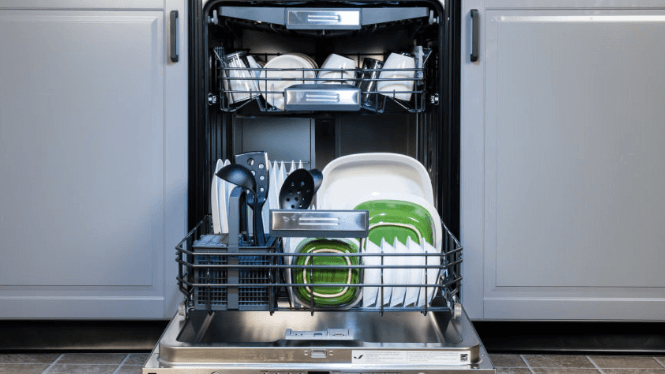 Jenn Air Built-In Dishwasher