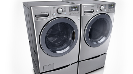 Large Capacity SteamDryer | LG Appliances