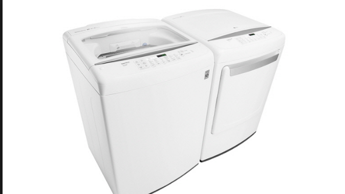 Top Load Washer & Dryer Set