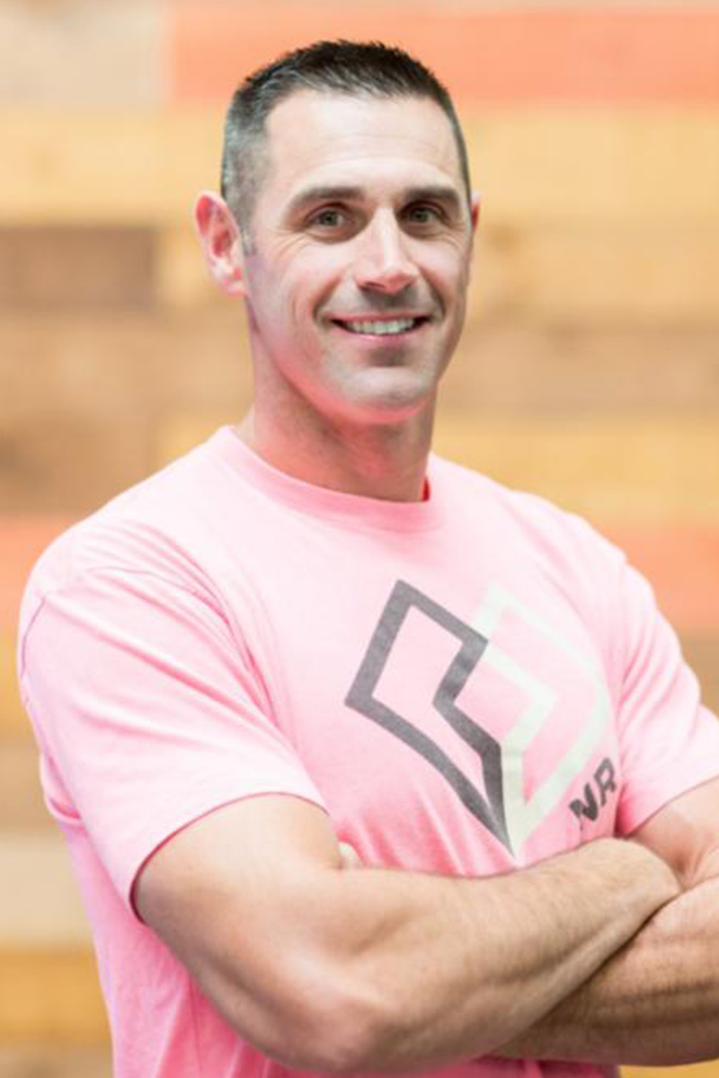 Clay Carlson / Trainer