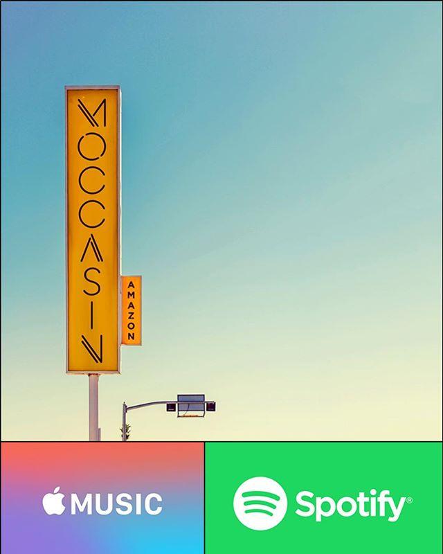 """💥EXTRA, EXTRA! Då var det dags, Moccasin presenterar singeln """"Amazon""""!! Länk i bio. Må gott i solen idag, snart på en scen nära dig☀️🎟💥"""