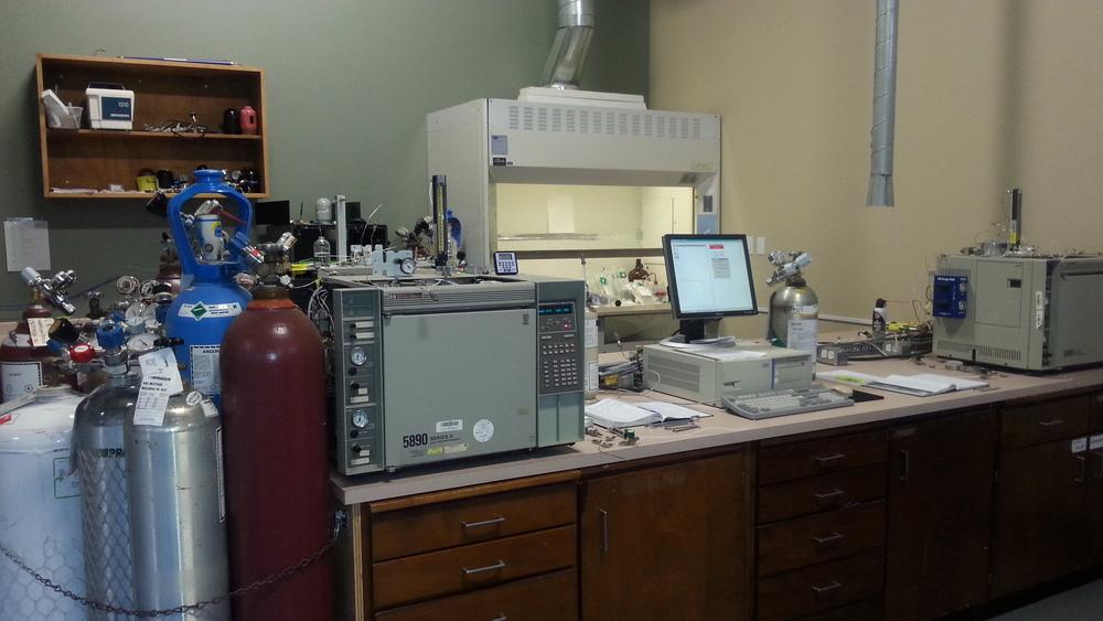 Odour Lab