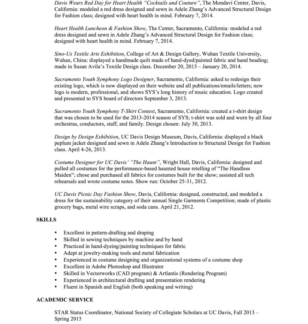 Resume — Anel Zarate Portfolio