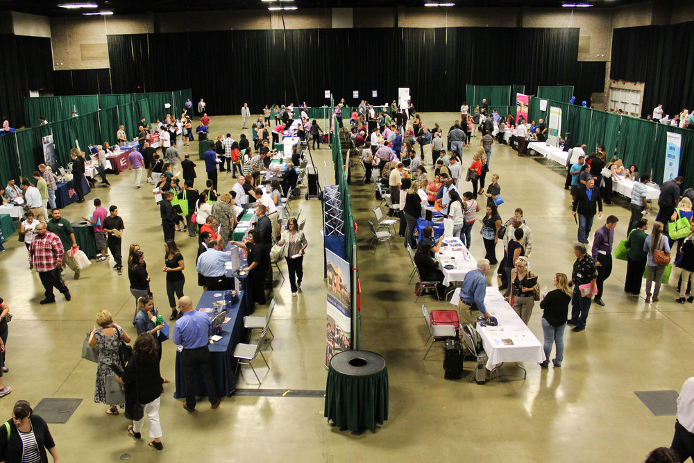 2016 Tulare County Job Fair