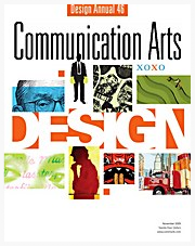Communication Arts Magazine Design Annual 46