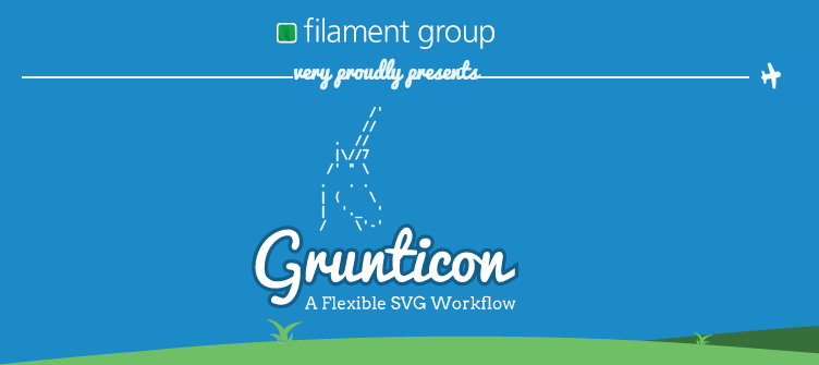 Grunticon a Flexible SVG Workflow