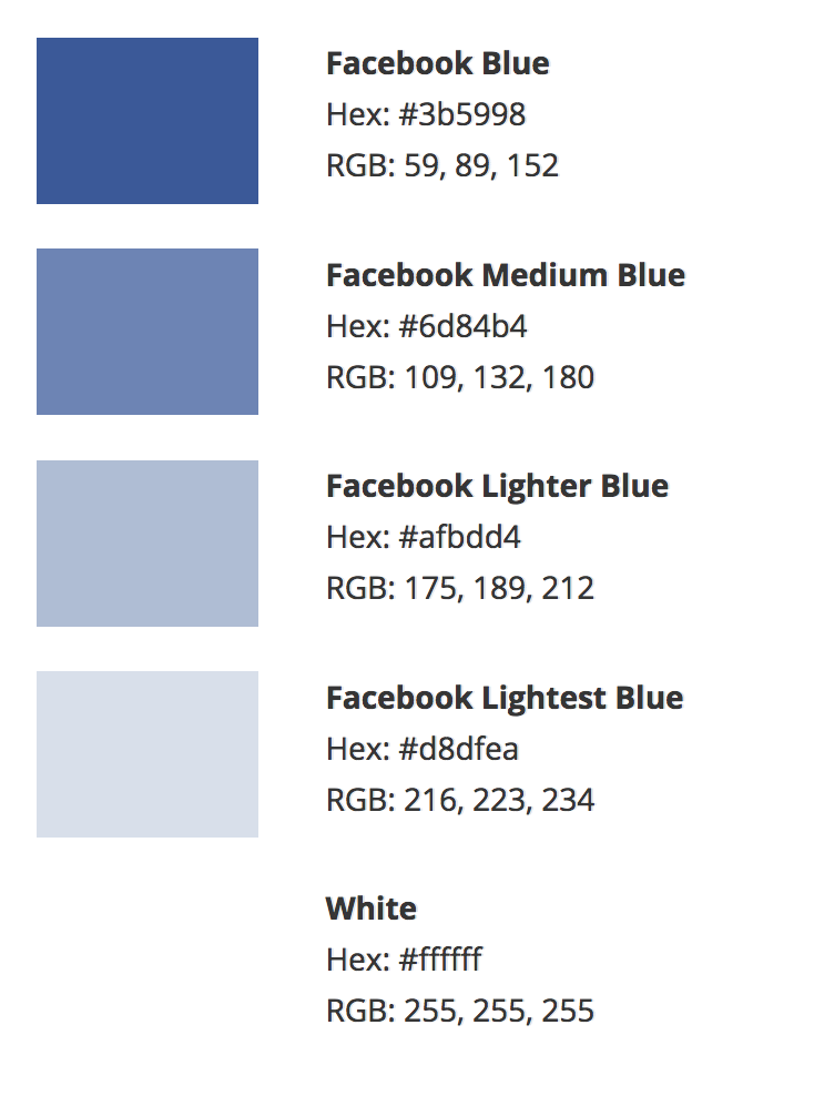 https://designpieces.com/2012/12/facebook-colour-palette/ .