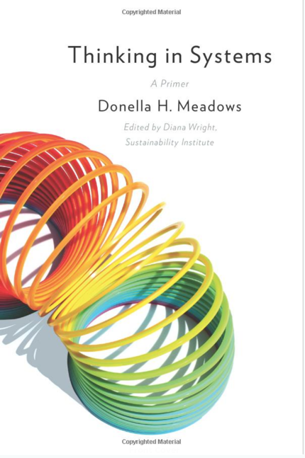Thinking in Systems by Danella Meadows