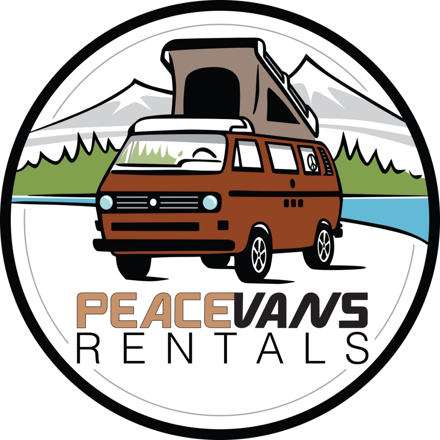 VW Vanagon Westfalia Camper Van Rental