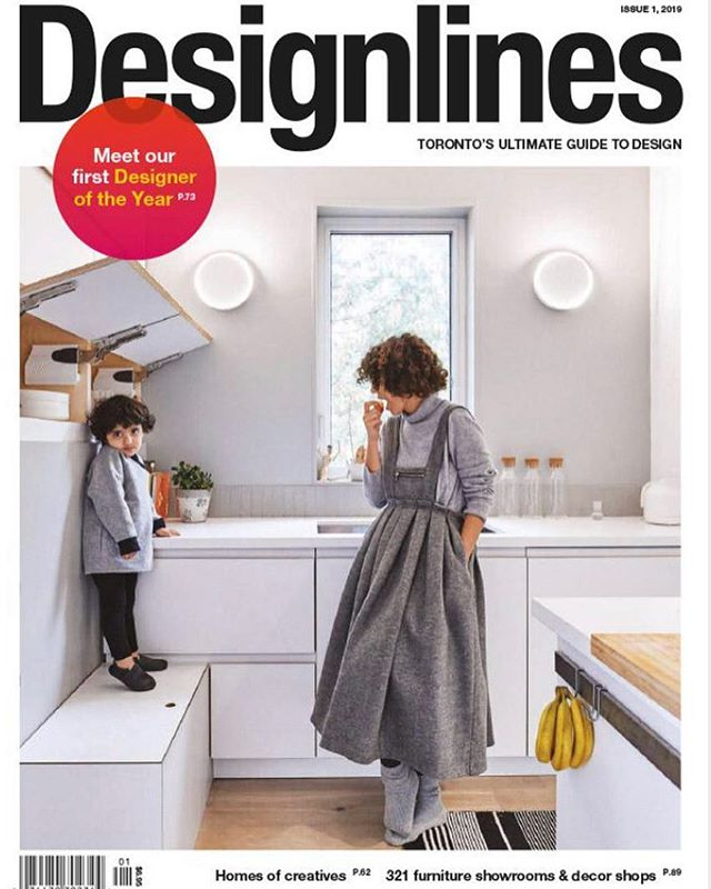 Cover girls as they say! Hot off the press. I believe that home is a journey and collaboration is key to enrich and nourish it.  We will reveal our key collaborators in the coming posts. For now, grab your copy and let's connect for your next home building adventure.  Photo: @arashmoallemi  Words:  @anyageo  @toryrhealy look forward to our next collaboration.  #insideout #canadiandesigner #todesignweek #poeticofspace #dawntodawn #placemeant #abbottresidence #designermom #Torontodesign